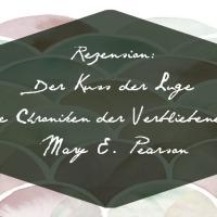 Mary E. Pearson - Der Kuss der Lüge (Die Chroniken der Verbliebenen #1)